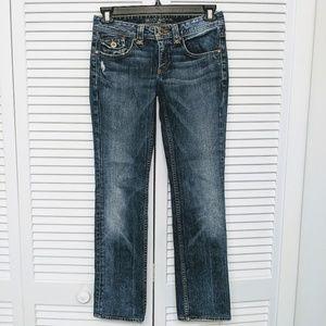 Banana republic flap pocket jeans 2